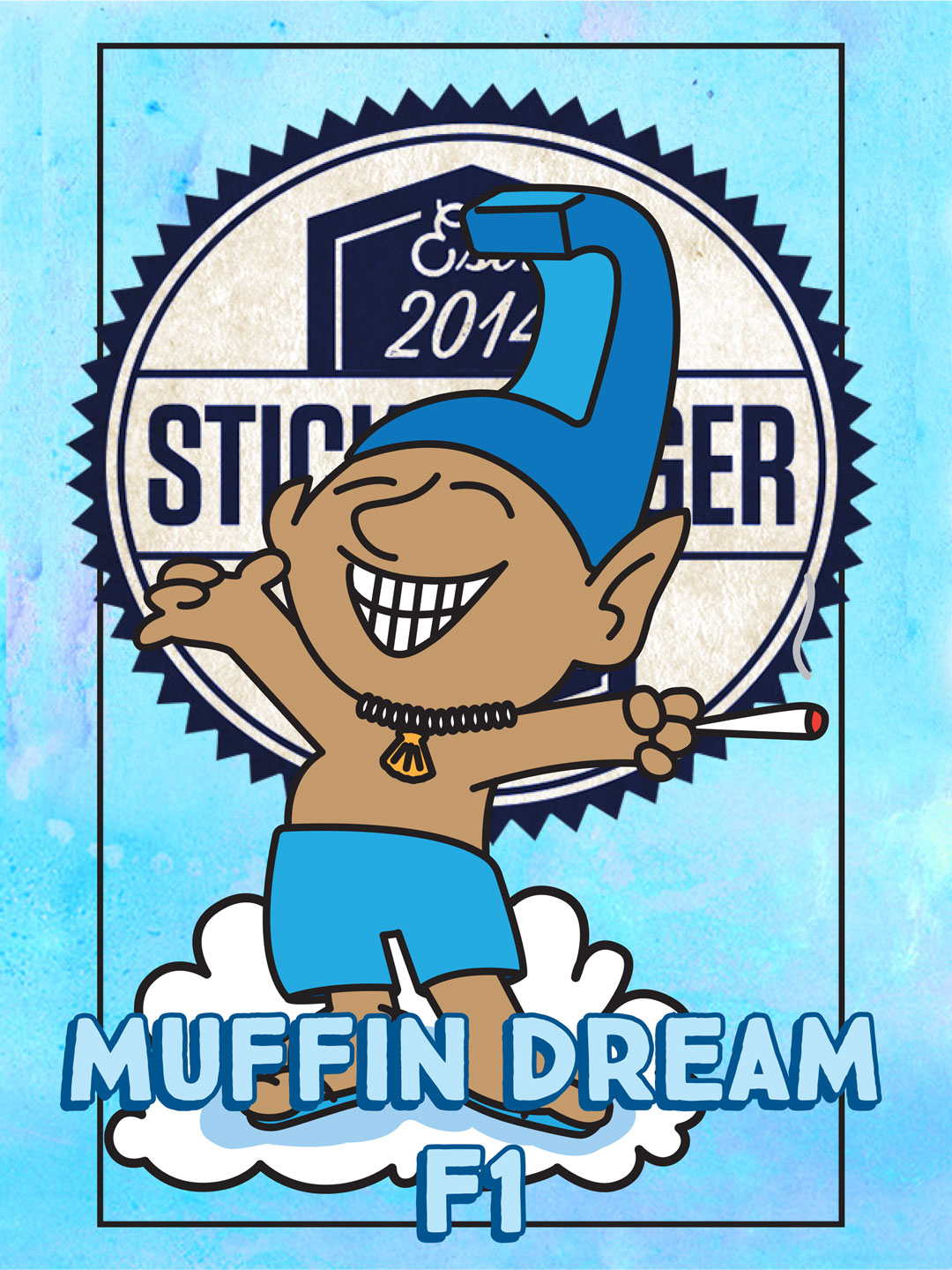 Sticky-Fingers-Seeds-Muffin-Dream-8-poster